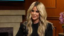 Kim Zolciak-Bierman on son's dog bite incident