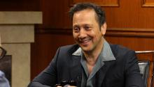 Rob Schneider on comedy, Chris Rock, & vaccines