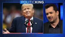 Why late-night host Jim Jefferies skips the easy Trump jokes
