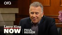 Paul Reiser on 'Stranger Things,' stand-up, & Johnny Carson
