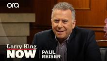 Paul Reiser always thought of himself as a comic first