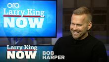 Bob Harper wants to change your relationship with carbs