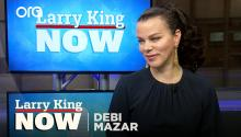 Debi Mazar on Scorsese, Madonna, & 'Younger'
