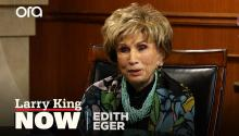 Holocaust survivor Dr. Edith Eger on forgiveness & Auschwitz