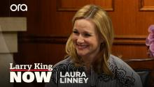 Laura Linney on 'Ozark,' Clint Eastwood, & her most difficult role to date