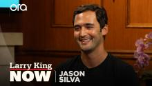 Jason Silva on the singularity, psychedelics, & awe