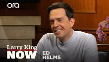 Ed Helms on the