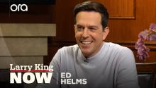 Ed Helms on 'Fake News,' 'The Office,' & politicians