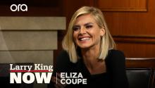 Eliza Coupe on 'Future Man,' Seth Rogen, & hockey