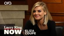 Eliza Coupe grew up playing on an all-boys hockey team