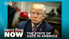 Is President Trump giving us a license to hate?