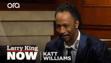 Katt Williams' hilarious first stand-up gig