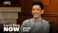 John Cho on 'Star Trek,' Quentin Tarantino, & diversity in Hollywood