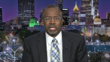 Rising GOP Star Dr. Ben Carson's Prescription For America