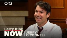 Jerry O'Connell on family, success, & Kelly Ripa