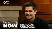 Nicholas Gonzalez has Stanford to thank for his acting career