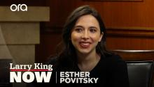 Esther Povitsky put a surveillance camera in her parents' house