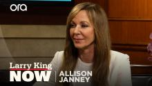 Allison Janney on the allegations against Kevin Spacey