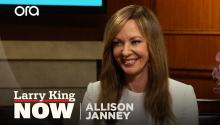 Allison Janney had to audition for 'Mom'
