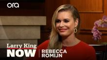 Rebecca Romijn loves filming 'The Librarians' in Portland
