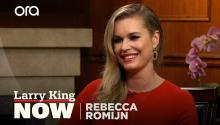 Rebecca Romijn on 'The Librarians,' family, & the #MeToo movement