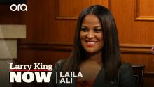 Laila Ali on her boxing career, father, & new cookbook