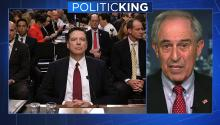Lanny Davis: 'Narcissist' Comey cost Clinton the election; Claims proof