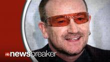 U2's Bono 'Lucky to Be Alive' After Door Flies Off Private Jet Mid-Flight