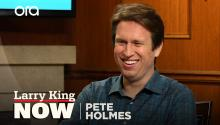 Pete Holmes on his evangelical roots