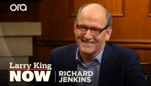 Richard Jenkins on 'The Shape of Water,' Oscars 2018, & 'Step Brothers'
