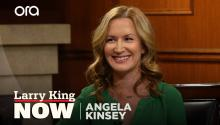 Angela Kinsey on 'The Office,' Hollywood, & family