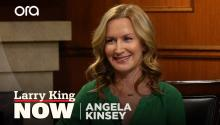 Angela Kinsey on the hardest scene to film on 'The Office'