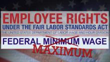 Enforce A Maximum Wage!