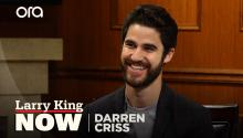 Darren Criss on 'Versace,' Andrew Cunanan, & Broadway