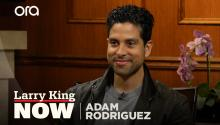 Adam Rodriguez on Puerto Rico: There wasn't enough outrage