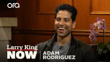 Adam Rodriguez on 'Criminal Minds,' parenthood, & Puerto Rico
