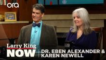 Dr. Eben Alexander on consciousness and the afterlife