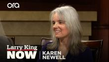 Karen Newell on the connection between sound and consciousness