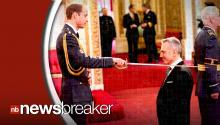 Daniel Day-Lewis Knighted by Duke of Cambridge In Buckingham Palace Ceremony