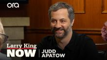 Judd Apatow on comedy, fear, and Garry Shandling