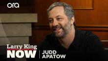 One of the best nights of Judd Apatow's life