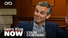 Colin Cowherd on LeBron, LaVar Ball, and sports politics