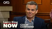 "Colin Cowherd recounts his ""wild"" LaVar Ball interview"