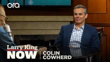 "Colin Cowherd loves the ""passion"" of Philly sports fans"
