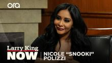 "Snooki on her 'Jersey Shore' castmates, ""parent-shamers,"" & the Kardashians"
