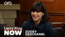 Zooey Deschanel on 'New Girl,' her career, & parenthood