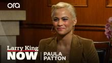 Paula Patton on doing her own stunts