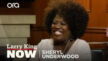 Sheryl Underwood prays for Donald Trump