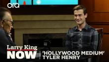 Tyler Henry connected with Michael Jackson in the afterlife