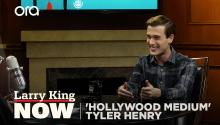 Does the 'Hollywood Medium' believe in God?